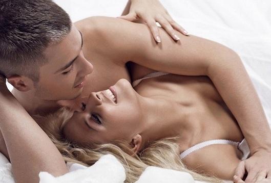 Секс в молодой семье